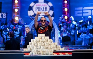 Greg Merson wins the WSOP