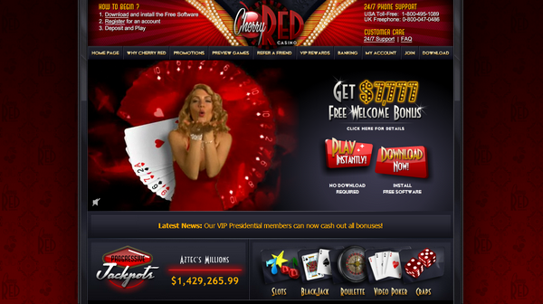 cherry red casino Online casino scammers