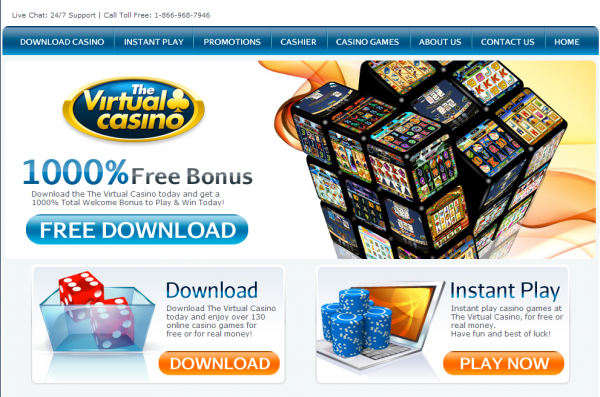 The Virtual Casino Online Scam