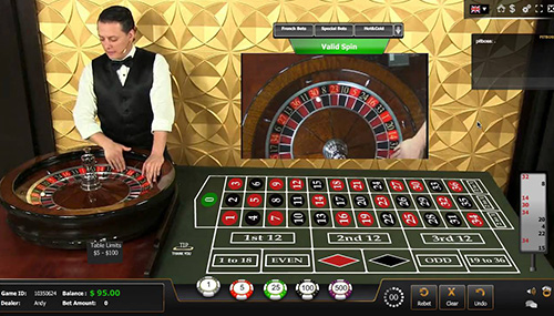 poker roulette game